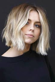 Coiffure Homme Long Blond