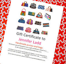 dollar gift certificate to jennifer ladd s shop gift card 40 dollar gift certificate to jennifer ladd s shop gift card email gift card printable gift certificate handmade handbags gift voucher