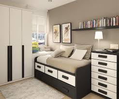 Small Picture 81 best Tiny Bedrooms images on Pinterest Small spaces Bedroom
