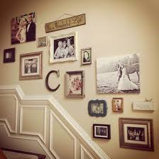 how to mix framed unframed art to