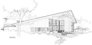 modern architectural sketches. Delighful Sketches Top Modern Home Architecture Sketches With  House Plan Renderings Intended Architectural