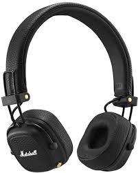 Беспроводные <b>наушники Marshall Major III</b> Bluetooth, черный ...