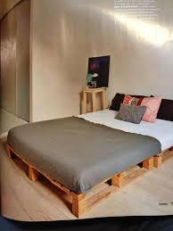 Pallet Bed Beds Made Out Of Pallets DIY Home Design 12