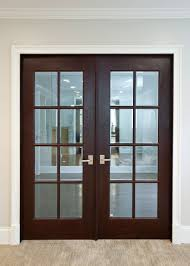 custom wood interior doors custom interior beveled glass door divided grills dbi 916