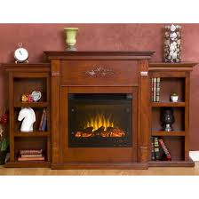 southern enterprises inc tennyson electric fireplace for great electric fireplace with bookcase