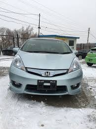 Авто Хонда Фит Шаттл 13г. в Уссурийске, Красивый цвет ...