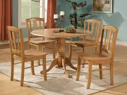 Round Wooden Kitchen Table Round Kitchen Table Oak Best Kitchen Ideas 2017