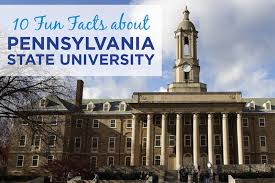 fun facts about pennsylvania state university university park  10 fun facts about pennsylvania state university university park
