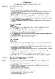 Cute Santa Barbara Engineering Resume Gallery - Resume Ideas ...