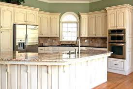 chalk painted kitchen cabinets original paint painting laminate with