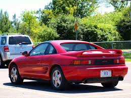 Toyota MR2 | Such a rare car nowadays! Especially, a N/A spe… | Flickr