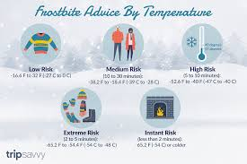 Wind Chill Chart Degrees Celsius Avoiding Frostbite In Montreal Risk By Temperature