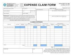 15 Expense Reimbursement Form Cover Sheet
