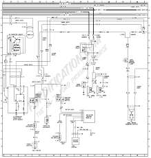 1972 ford truck wiring diagrams fordification com 1971 Ford F100 Wiring Lamp alternator indicator lamp Ford Truck Wiring Diagrams