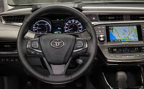 2013 Toyota Avalon Hybrid Steering Wheel Photo #41382673 ...