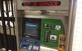 Metrocard Vending Machine Locations Stunning Glitch Hits MetroCard Vending Machines CBS New York