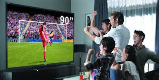 sharp 90 inch 4k tv. sharps nye 90-tommer sharp 90 inch 4k tv