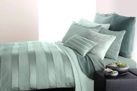 donna karan exhale duvet cover modern classics bedding collection luxury rose gold from