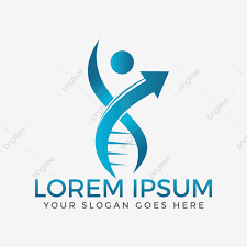 Plan Logo Design Human Dna And Genetic Logo Design Abstract Background