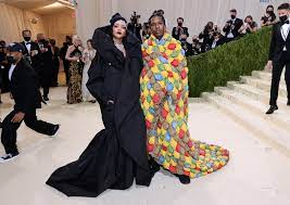 Rihanna closes down for the 2021 Met ...