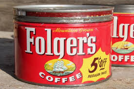 Image result for folgers coffee