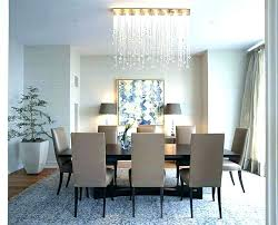 crystal light fixtures dining room over dining table lighting full size of modern crystal chandelier dining
