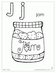 Coloring the alphabet is a good way to introduce the youngest learners to letters of the alphabet through an. Letter J Coloring Page Coloring Home