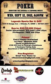 Fishing Tournament Flyer Template Poker Tournament Flyer Template Free Elegant Casino Bus Trip Flyer