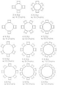 round table seating chart template plan word