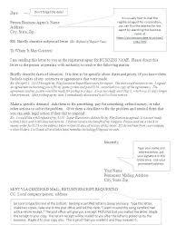 letter format for sending certified mail how to send certified mail return receipt exles 28 letter