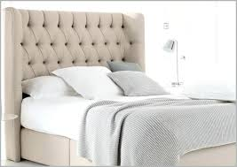 upholstered tufted headboard s jorie queen headboards diy grey