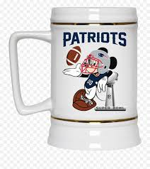 Nfl New England Patriots Mickey Mouse - Sexy Anime Girl Mugs png - free  transparent png images - pngaaa.com