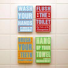 Kids Bathroom Wall Decor Colorful Kids Bathroom Wall Decor Awesome Kids Bathroom Wall
