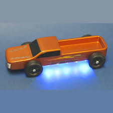 Pinewood Derby Cars Designs Pinewood Derby Car Underglow Lights