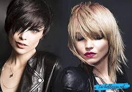 Krátké A Dlouhé účesy Pro Tenké Vlasy Fotografie účesy