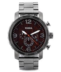 fossil gunmetal analog watch for men buy fossil gunmetal analog fossil gunmetal analog watch for men
