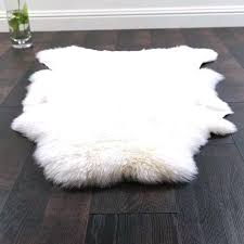 ikea sheepskin rug sheepskin rug sheep rug royal quality sheepskin rug for home decor uncut natural sheep fur ikea faux sheepskin rug cleaning
