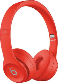 Dr Headphones Dre Mp162ll Solo3 a Wireless By Red Beats OqTCBnvT