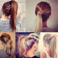 Quick Cute Ponytail Hairstyles Pictures On Cute Easy Ponytail Hairstyles Hairstyles For Men