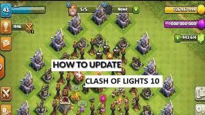 Clash Of Lights 10 Update 2019