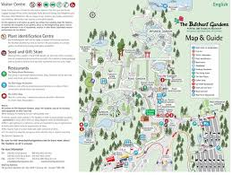 butchart gardens map. Beautiful Butchart On Butchart Gardens Map