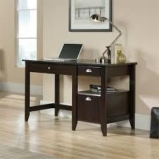 lift top desk. Sauder Shoal Creek Sit And Stand Lift Top Desk In Jamocha Wood R