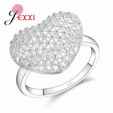 Openwork High Quality 925 Sterling Silver <b>Hollow</b> Design ...