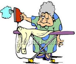 ironing clothes clipart. Perfect Clothes Lady Ironing Clipart 1 On Clothes O