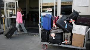 Lost Luggage Daily Problem At Frankfurt Airport Asharq Al Awsat