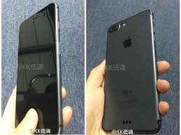 iphone 7 colors black. apple iphone 7 black leak 2 colors