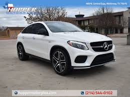 Save up to 30 % on car repair! 2017 Mercedes Benz Gle Gle 43 Amg Coupe 4matic Mckinney Texas Hopper Motorplex