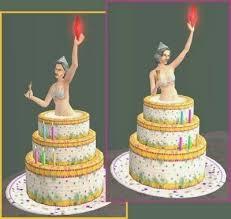 Sims 4 Birthday Cakes Birthdaycakeformenml