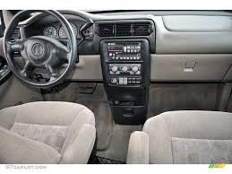 2004 Pontiac Montana Standard Montana Model Taupe Dashboard Photo ...