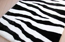 Real zebra skin rugs are available for purchase, however, many of these  skins come from endangered African zebra, like the Grevy's or Hartman  species which ...